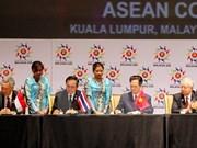 Les dirigeants saluent la création de la Communauté de l'ASEAN