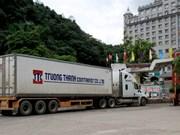 Les relations économiques Vietnam - Chine en forte croissance