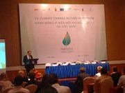L'UE face au changement climatique au Vietnam