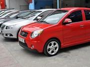 L'importation d'automobiles connaît une hausse fulgurante en 10 mois
