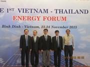 Energie : Premier forum Vietnam-Thaïlande à Binh Dinh