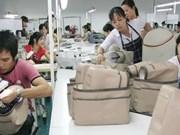 Valises, sacs et parapluies: 2,8 milliards de dollars d'exportations attendus cette année