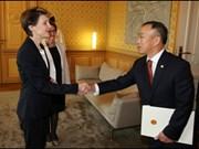La Suisse promeut ses relations avec le Vietnam
