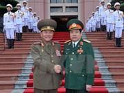 Le Vietnam souhaite renforcer ses relations avec la RPDC