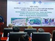 Aide allemande pour la gestion des déchets solides à Da Nang