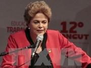 La Présidente brésilienne annule sa tournée en Asie