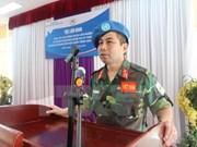 Vietnam-Chine renforcent leur coopération dans les opérations de maintien de la paix de l'ONU