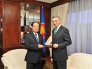 Le Pakistan renforce la coopération avec l'ASEAN