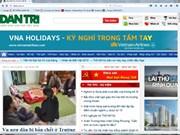 """Le nom de domaine """".vn"""" à la 7e place en Asie"""