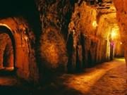 Tunnels de Vinh Môc - une destination attrayante