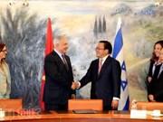 Le Vietnam et Israël déclarent démarrer leurs négociations sur un FTA