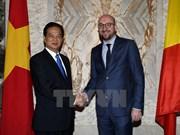 Visite du Premier Ministre Nguyen Tan Dung en Belgique et dans l'UE