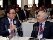 Le vice-PM Hoang Trung Hai au Forum de la coopération économique Vietnam-Israël