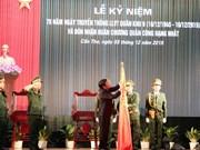 La 9e Zone militaire fête son 70e anniversaire