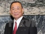 Le président de la Chambre des conseillers du Japon attendu au Vietnam