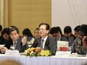 Le PM Nguyen Tan Dung au Forum du partenariat de développement 2015