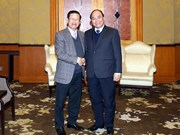 Vietnam-Laos : entretien entre les deux vice-Premiers ministres