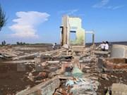 Changements climatiques : 6,3 millions de personnes seront touchées dans le Delta du Mékong
