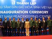 La R. de Corée partage ses expériences avec le Vietnam dans le maintien de la paix