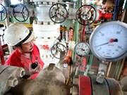Vietsovpetro met en opération une plate-forme pétrolière à Ba Ria-Vung Tau