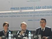 Les relations Vietnam-UE se développent