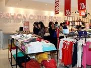 Le commerce de détail est de plus en plus chaud à Hô Chi Minh-Ville