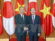 Vietnam - Japon: Renforcement de la coopération entre les deux organes législatifs