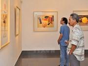 Exposition nationale des Beaux-arts du Vietnam 2015