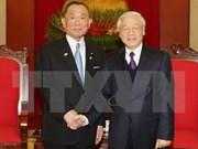 Les dirigeants vietnamiens plaident pour le partenariat  stratégique Vietnam-Japon