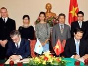 Le Vietnam et l'Argentine resserrent leurs relations
