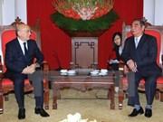 Coopération entre le PCV et le Parti Yeni Azerbaijan