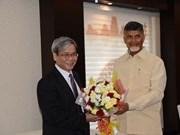 L'Etat indien d'Andhra Pradesh veut coopérer avec le Vietnam