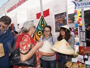 Le Vietnam présent à la foire caritative internationale Bazaar en Inde
