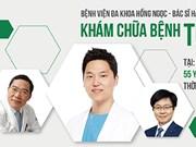 Consultations médicales gratuites en faveur de personnes âgées