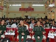 Vietnam et Laos coopèrent dans la médecine militaire