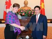 Le Canada souhaite approfondir sa coopération multiforme avec le Vietnam