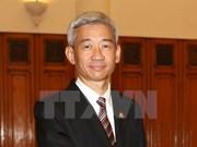 L'ambassadeur thailandais à l'honneur