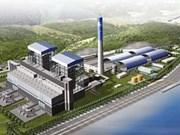 Investissement du groupe Toyo Ink dans la centrale thermoélectrique Song Hau 2 2