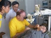 Amphore International actif dans l'aide sanitaire au Vietnam