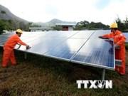 Un groupe sud-coréen investit dans des projets d'énergie solaire à Dak Nong