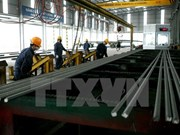 Près de 600.000 tonnes d'acier vendues en novembre