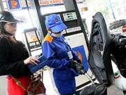 Le prix de l'essence baisse de 391 dôngs le litre