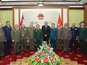 Vietnam-Cuba : dynamiser la coopération en matière de défense