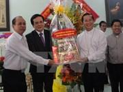 Noël : Féliciations aux catholiques de Binh Duong