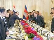 La Thaïlande et le Cambodge veulent tripler leur commerce bilatéral