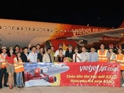 VietJet Air reçoit un A320 Sharklet