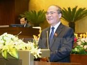 Nguyen Sinh Hung effectuera une visite officielle d'amitié en Chine