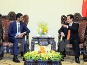 Google élargira sa coopération avec les partenaires au Vietnam
