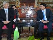 Hanoi favorise les activités des investisseurs thaïlandais