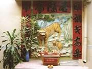 «Monsieur le Tigre» dans la culture du Sud